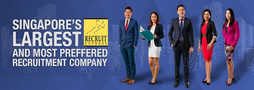 Biomedical Business Executive ( Recruitment ) at Recruit Express Pte Ltd
